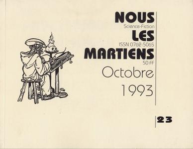 Nous les Martiens n° 23