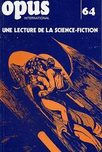 OPUS International n° 64 : une lecture de la science-fiction