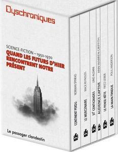 Science-Fiction 1950-1970 : Quand les futurs d'hier rencontrent notre présent