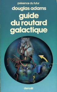 Guide du routard galactique