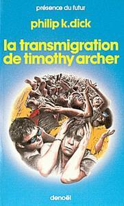 La Transmigration de Timothy Archer