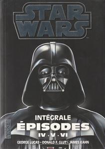 Star Wars - Intégrale épisodes IV - V - VI