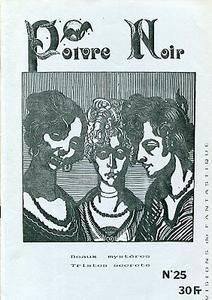 Poivre Noir n° 25 : Beaux mystères, tristes secrets
