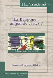 La Belgique : un jeu de cartes ?