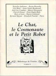 Le Chat, le Cosmonaute et le Petit Robot