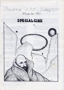 Bulletin du Sffan n° 35 - Spécial ciné