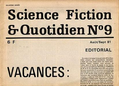SF & Quotidien n° 9