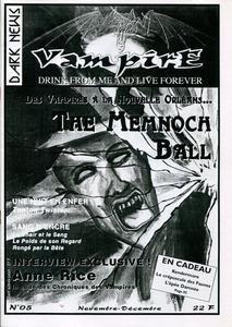 Vampire Dark News n° 5