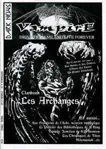Vampire Dark News n° 7 : Les Archanges