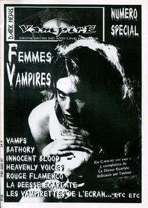 Vampire Dark News n° 8 : Femmes Vampires