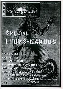 Vampire Dark News n° 9 : Loups-garous