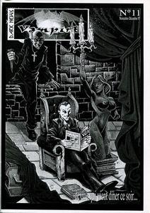 Vampire Dark News n° 11 : Devine qui vient diner ce soir...