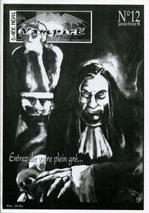 Vampire Dark News n° 12 : Entrez de votre plein gré...