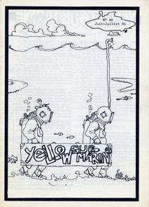 Yellow Submarine n° 40